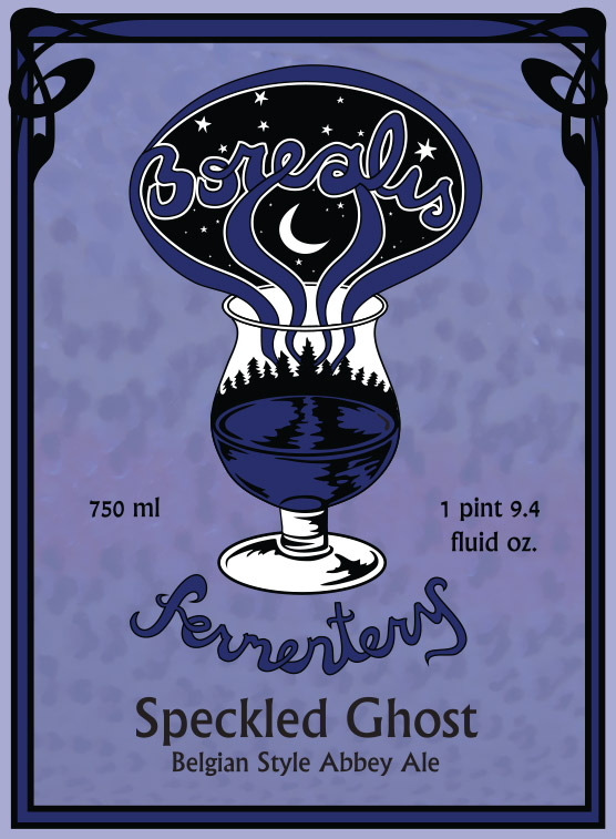 Speckled Ghost Abbey Ale